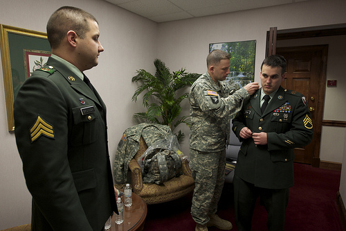 How To Be A Sponsor On An Army Promotion Board